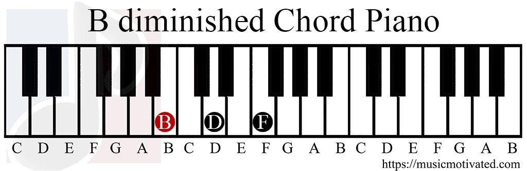 B Chord
